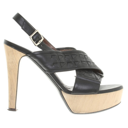 Marni Sandals in zwart