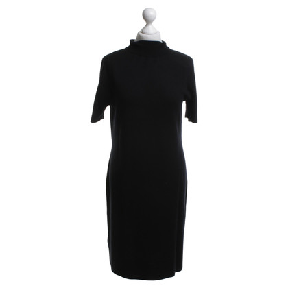 Allude Knit dress in black