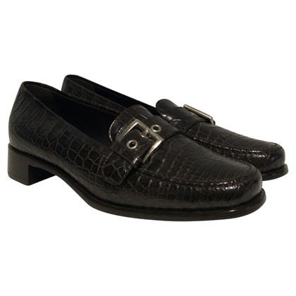 Prada Loafer in Dark Brown