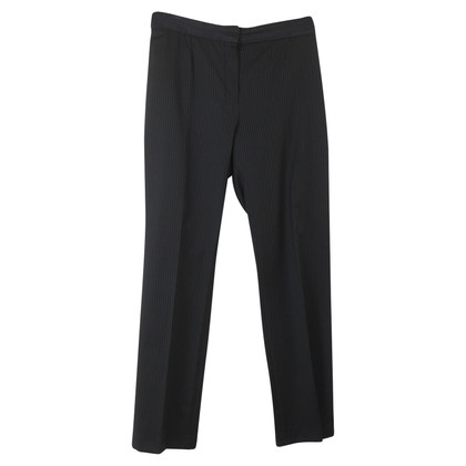 Yves Saint Laurent Pantalon à rayures