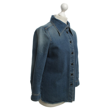 Chloé Jeans jacket in blue