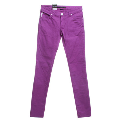 Calvin Klein Skinny Jeans in purple