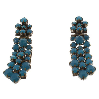 Other Designer Konplott earrings with gemstones