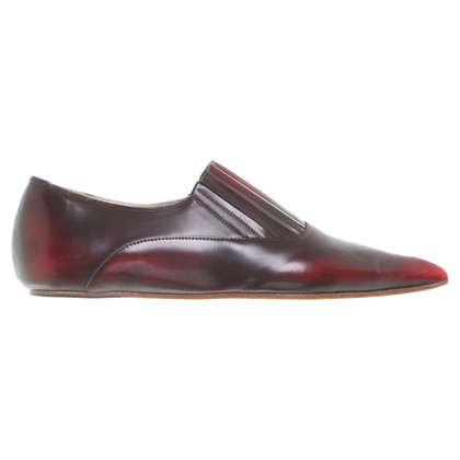 Vivienne Westwood Loafer a Bordeaux
