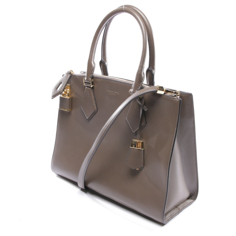 Michael Kors Borsa a tracolla in Pelle Second hand Michael