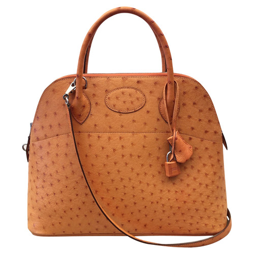 0af3c1848bdc3 Bag Hand Hermès Bolide 31 Second Ostrich ED2YWIHe9