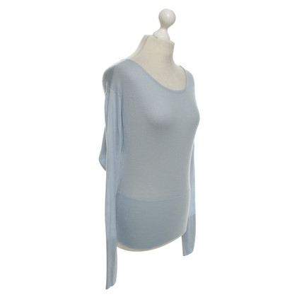 Dorothee Schumacher Knit sweater in light blue