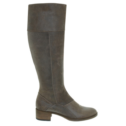 Marc Cain Boots in grey brown