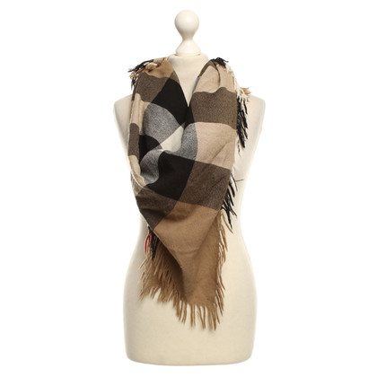 Burberry Scarf from Merinowolle