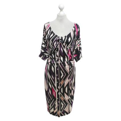 """Diane von Furstenberg Dress """"Kitt"""" in multicolor"""