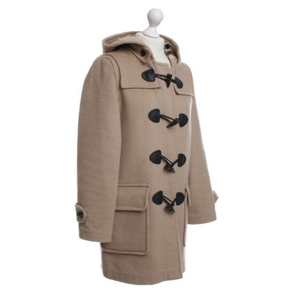 Burberry Duffle coat beige