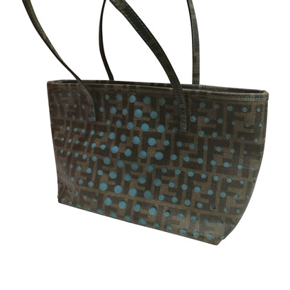 Fendi Perforated bag
