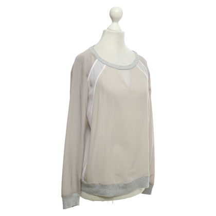 Rebecca Taylor top made of silk