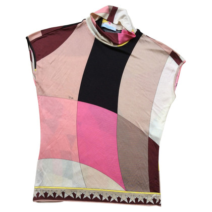 Emilio Pucci Silk top