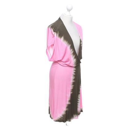 Diane von Furstenberg Wrap dress in multicolor
