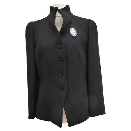 Armani Jacket with stand-up collar