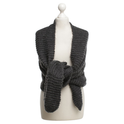 Max & Co Strickbolero in dark gray