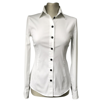 D&G blouse with black buttons