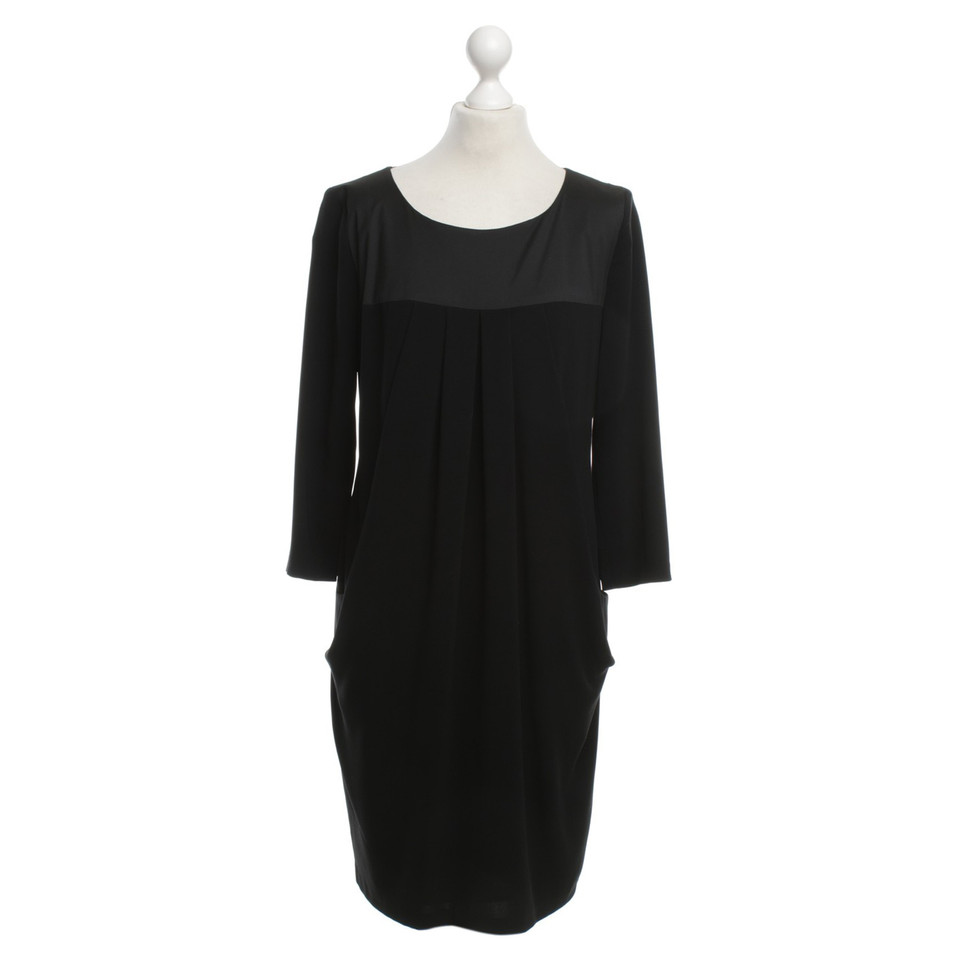 Barbara Schwarzer Dress with Pleats