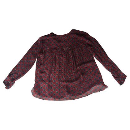 Isabel Marant Etoile silk blouse