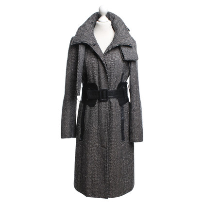 Other Designer Mackage coat with pattern
