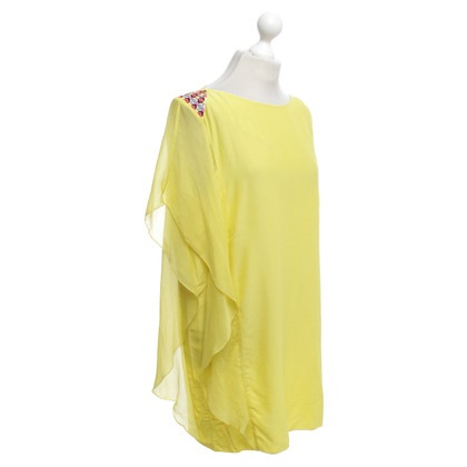 Hugo Boss Tunic in yellow