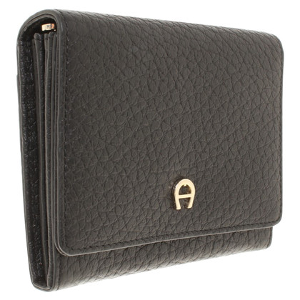 Aigner Wallet in zwart