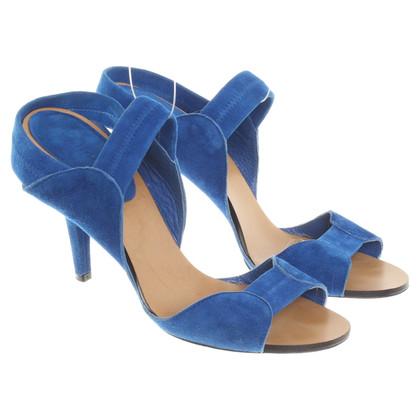 Chloé Sandales en bleu