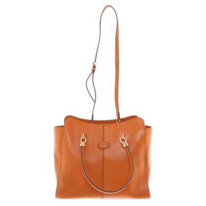 Tod's Handbag in orange