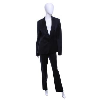 René Lezard Trouser suit in night blue
