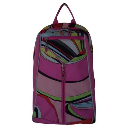 Emilio Pucci backpack