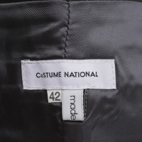 Costume National Bustier in nero
