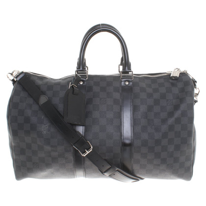 "Louis Vuitton ""Keepall 45 Damier Graphite Canvas"""