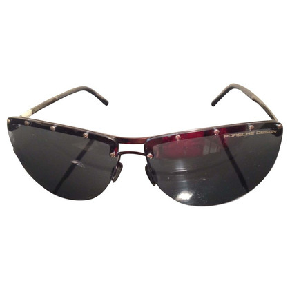 Other Designer Porsche Design - Aviator sunglasses with rivets