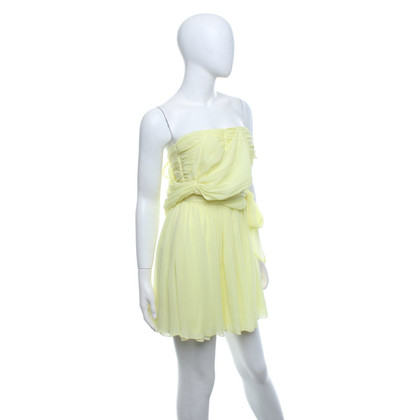 Topshop Kate Moss - dress in yellow