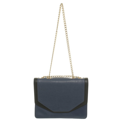 Elisabetta Franchi Shoulder bag in blue