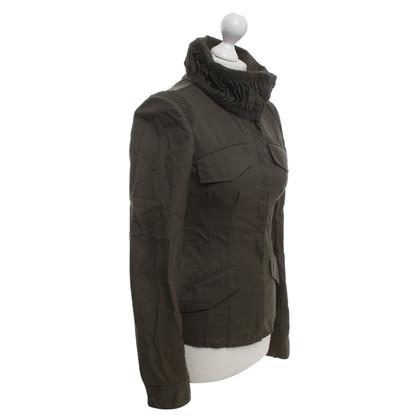 Gucci Lightweight jacket in Khaki