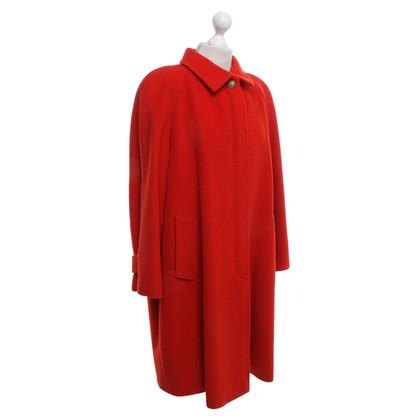 Marina Rinaldi Coat in red