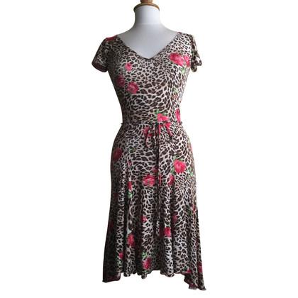 Blumarine robe tachetée