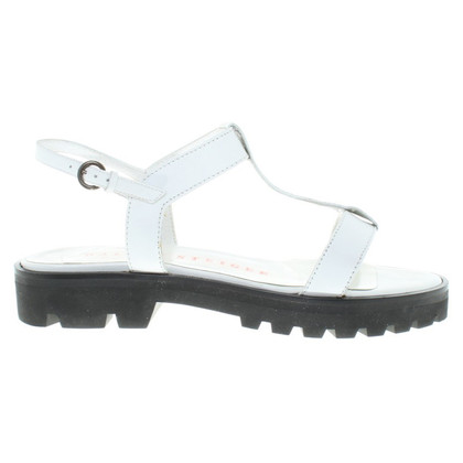 Walter Steiger Sandals in white