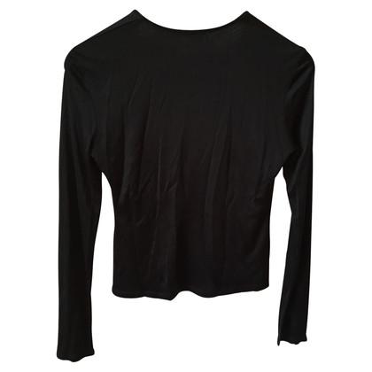 Emilio Pucci Pucci zwarte jas T.36