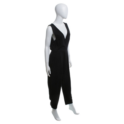 French Connection jumpsuit zwart