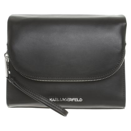 Karl Lagerfeld Sac à main en noir