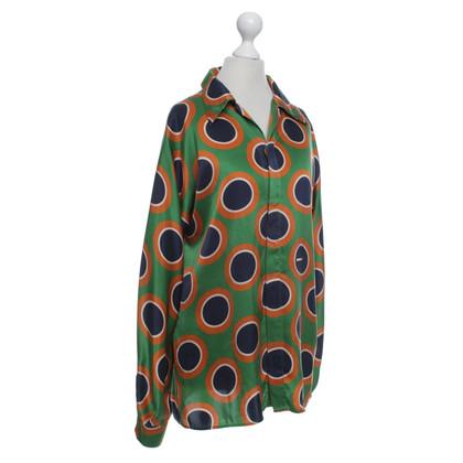 Dsquared2 Bluse in Multicolor