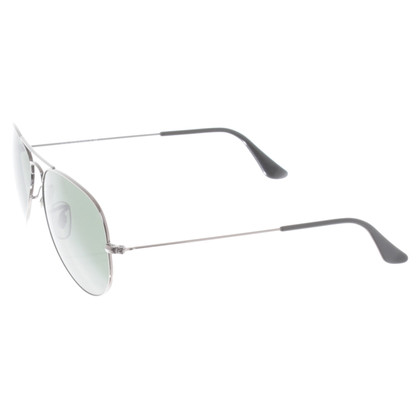 "Ray Ban ""Aviator"" in silver"