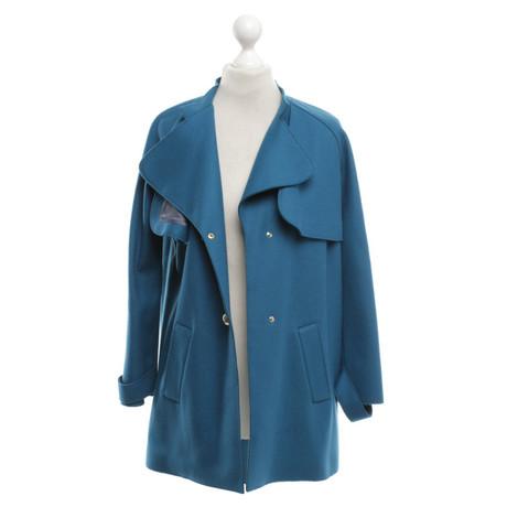 L'autre Mantel Chose L'autre in Chose Mantel Blau in Blau Blau RxOrRS