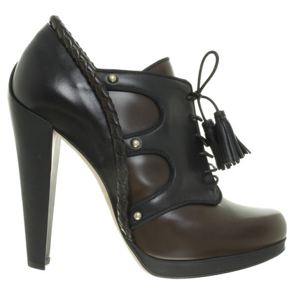 Bally Lace-up shoes with plateau