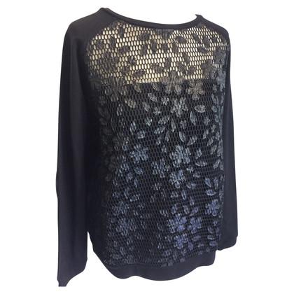 Twin-Set Simona Barbieri Sweatshirt with applications