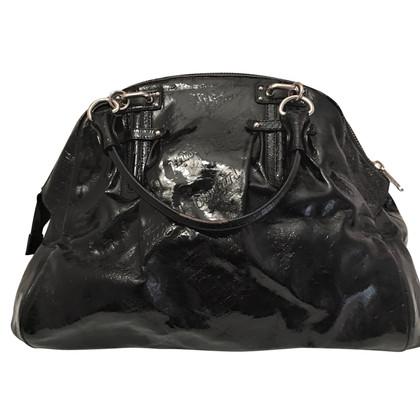 Blumarine Patent leather handbag
