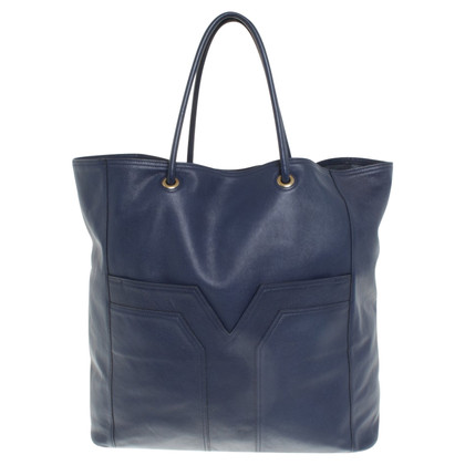 Yves Saint Laurent shoppers Leather